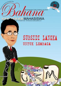 A Cover Awal Januari 2014