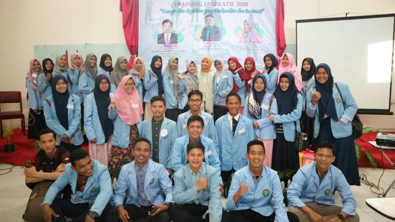 Training Legislatif FKIP 2018